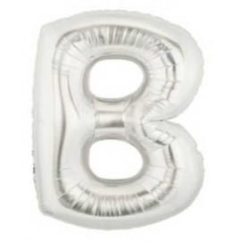 """Globos de Foil de 40"""" (101cm) Letra B"""