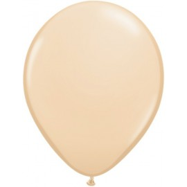 "Globos redondos de 5"" Blush Qualatex"