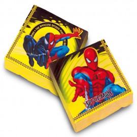 Servilletas Spiderman 20uni