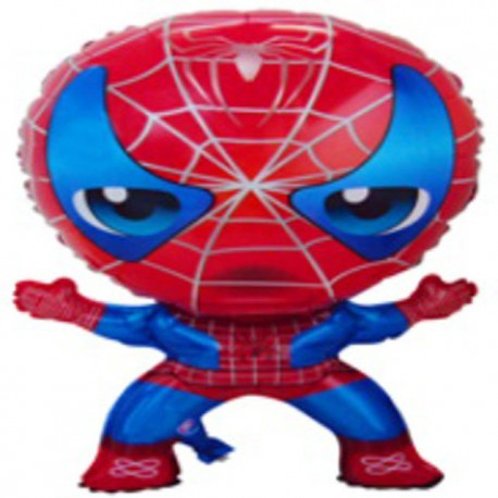 Foil supershape de 42cm x 73cm Baby Spiderman