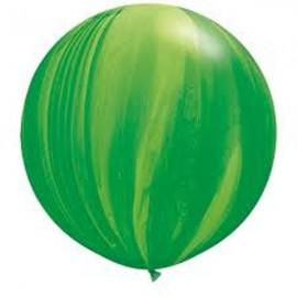 Super Agata 3FT (100cm) Verde arcoiris