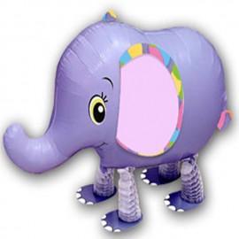 Globos de foil Andadores Elefante