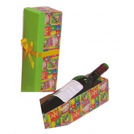 Caja de regalo para botella