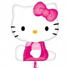 Globos de foil Hello Kitty mini