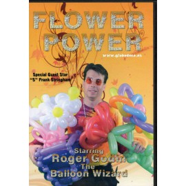 DVD Godin Flower Power