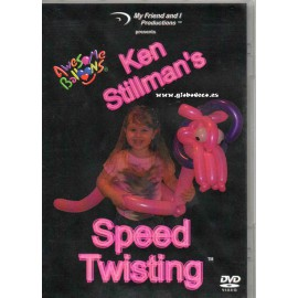 DVD Speed Twisting Ken Stillmans