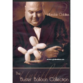 DVD Buster Balloon Colection Inflatable Oddities