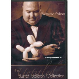 DVD Buster Balloon Colection Frightening Fashions