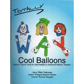 Libro Totally Way Cool Balloons