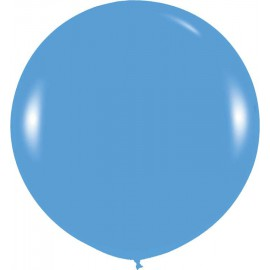 Globos 3FT (100cm) Fashion solido azul