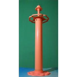 Inflador Filbert Pump Naranja