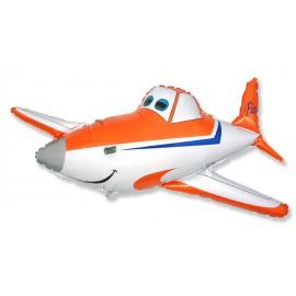 Globos de foil Supershape Race Plane