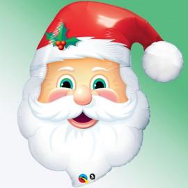 "Foil 32"" (81Cm) Papa Noel (Mama Tampoco)"