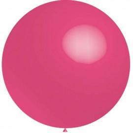 Globos de latex de 2Ft (61Cm) Rosa Balloonia