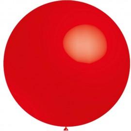 Globos de latex de 2Ft (61Cm) Rojo Balloonia