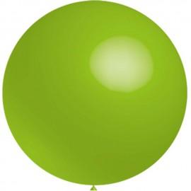 Globos de latex de 2Ft (61Cm) Verde Lima Balloonia