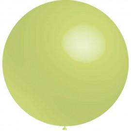 Globos de latex de 2Ft (61Cm) Verde Menta Balloonia