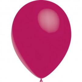 """Globos de 5"""" Fucsia Balloonia"""