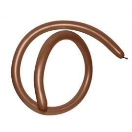 Globos de modelar 160S Chocolate