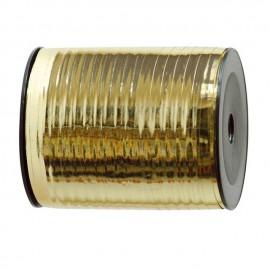 Cinta curling 5mm x 250m color Oro Metalico
