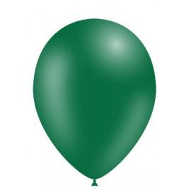 """Globos de 11"""" (28cm) Verde Bosque Balloonia Bolsa 50"""