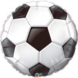 "Globos de foil de 36"" Balon de Futbol"