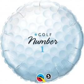 """Globos de foil de 18"""" Golf Qualatex"""