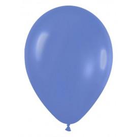 """Globos de 11"""" Fashion solido Azul Hortensia Sempertex"""