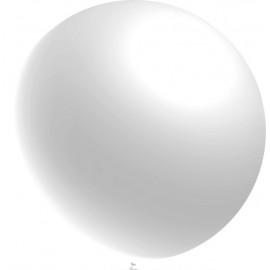 Globos 2FT (61cm) Blanco Metálico Balloonia