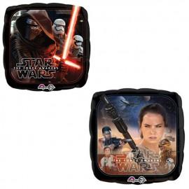 "Globos de foil 18"" Star Wars VII"