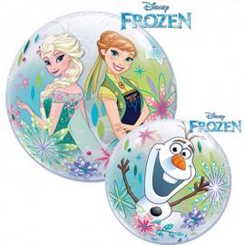"Globos de 12"" (30Cm) Air Bubble Frozen Fever"