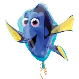 "Globos de foil supershape de 30"" X 30"" Dory"