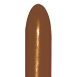 Globos de modelar 160S Caramelo