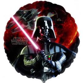 "Globos de foil 18"" (45Cm) Otro Star Wars"