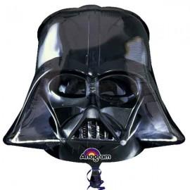 "Globos de foil supershape de 30"" X 27"" Darth Vader"