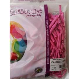 Globos de modelar 260 Balloonia Rosa Baby