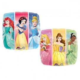 """Globos de foil 18"""" (45Cm) Multi Princesas"""
