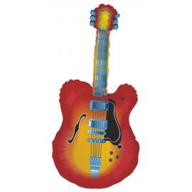"Globos de foil de 43"" Guitarra"