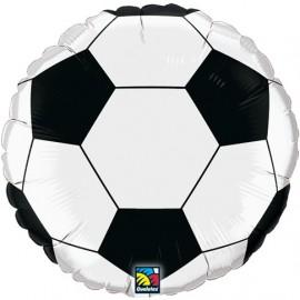 "Globos de foil de 18"" Futbol Qualatex"