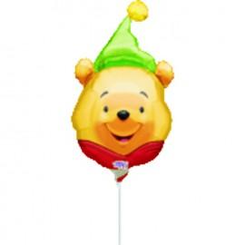 Globos de foil Pooh mini