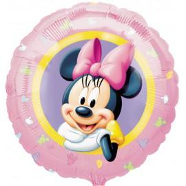 """Globos de foil de 18"""" Minnie Rosa"""