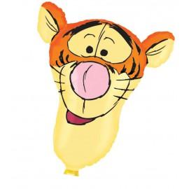 "Globos de foil supershape de 24"" X 26"" Tigre"