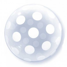 """Globos de foil de 20"""" Bubbles Lunares"""
