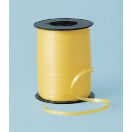 Cinta curling 5mm x 500m color dorado