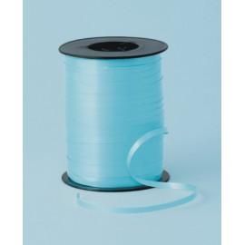Cinta curling 5mm x 500m color azul claro