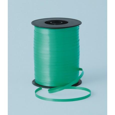 Cinta curling 5mm x 500m color verde esmeralda