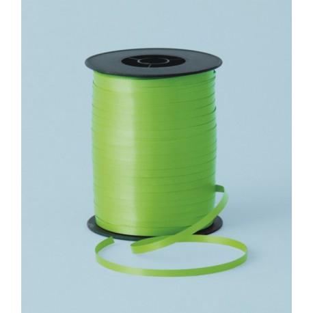 Cinta curling 5mm x 500m color verde lima