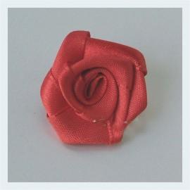 Rosa roja autoadesiva