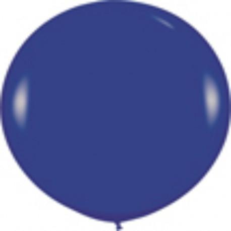 GLOBOS 3FT (100cm) FASHION SOLIDO AZUL REY