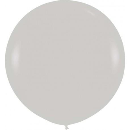 Globos 3FT (100cm) Plata metálico